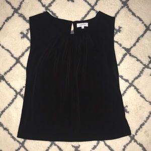 Black Calvin Klein Blouse